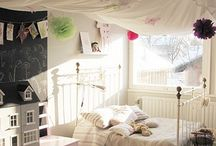 Girls Rooms  / by Jade {Project Happiness}