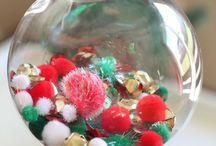 Kerst decoratie DIY