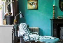 Paint colors for tea room