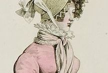 Woman clothes 1800-1840