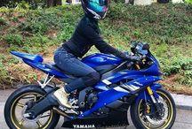 yamaha R6. FK