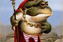 Frogs/Sammakot