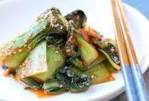koreean dishes