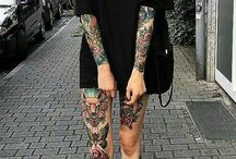 Tatto girl/boy