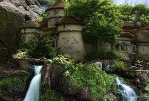 Castles in Poland / Beautiful Castles around Poland