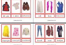 Werk thema kleding