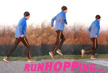 RUN HOPPING / Run Hopping