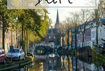 Day trips from Amsterdam, The Netherlands