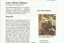 LUIS ALFONSO BLANCO PUERTA / MOTOSICLISTA