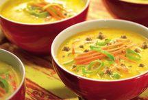 Rezepte - Suppen und Eintöpfe