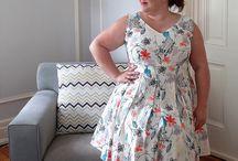 Plus Size Dressmaking
