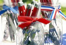 Fourth of July / by Loretta Fauchier