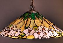 Glass lampshades