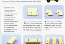Nursery / Playroom Miniatures / Tutorials & ideas for the nursery / playroom