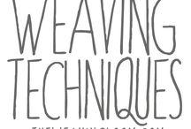 Weaving | Macrame