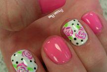 Nails  / by Lyne Patrick