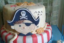 nautical / pirate / seaworld party