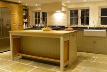 Kitchen by Nick Thwaites Furniture.