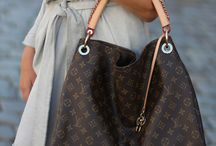 Louis Vutton... / Purses, Purses and more purses....