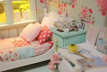 Kawaii Room Inspiration / kawaii & cute furniture ideas <3