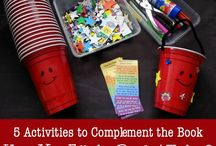 School Counseling- Bucket Fillers/Service Learning