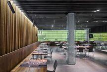 INTERIOR - Restaurants & Bars