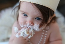 addy's first birthday!  / by Taylor Burdick