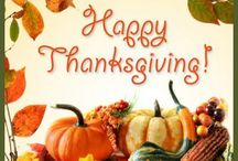 GIVE THANKS / FROM MY HOUSE TO YOURS, HAPPY THANKSGIVING! / by Mary Stonehouse