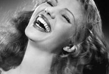 Rita Hayworth / My favorite actress