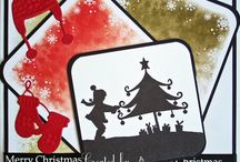 Christmas creations with ribbon / Christmas crafts using ribbon