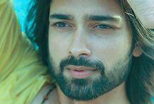 AMIT RANJAN- Indian Model / Long hair and beard