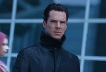Khan / Benedict Cumberbatch in Star Trek