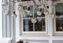 Fenster Deko Weihnachten