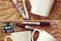 Crafty, Creative, & Organized