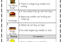 Writing Rubric Kid-friendly