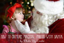 Santa pics / by Karina Rodriguez