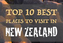 Travel New Zealand / Travel inspiration, practical tips and handy guides for your trip to New Zealand.