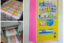 The rise of the Riso / Is it a copier? Is it a screen print? No, it's a risograph!