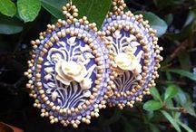 Luana's Beadwork / Here's a gallery of beaded jewlery I create. :)