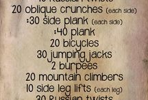Fitness (blah!)