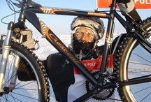 Crescent North Pole Bike Extreme 2007 / by Crescent Suomi