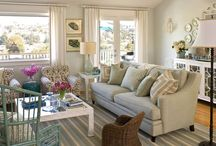 Living Room Inspiration / by Amanda Boyle