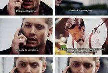 Supernatural / DEAN AND SAMMY !!!!!!!!