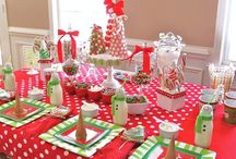 Christmas | Table Decorations