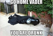 You are drunk