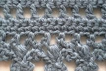 crochet endings and borders