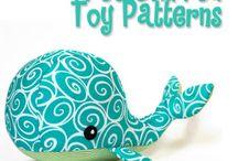 Stuffed Toys Patterns