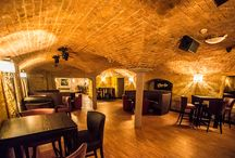 The Vault Bar / The Vault Bar is an exclusive bar for your evening wedding reception.