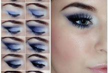 Maquillaje / Puro maquillaje, peinados, uñas