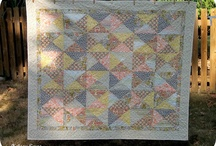 My Quilts/Projects! / by Kelsey Schilling